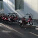 新宿区、自転車シェアリングのサイクルポート設置協力を呼びかけ
