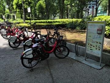 D6-03.新宿中央公園(ポケットパーク)