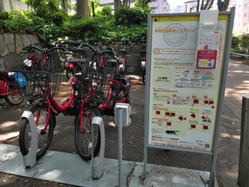 D6-06.新宿中央公園(エコギャラリー下)