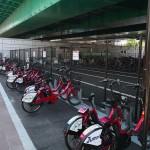 「新宿区自転車シェアリング」の全48ポートを65円で訪問してみた