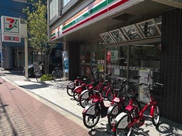 D7-04.セブン-イレブン 新宿下落合3丁目店