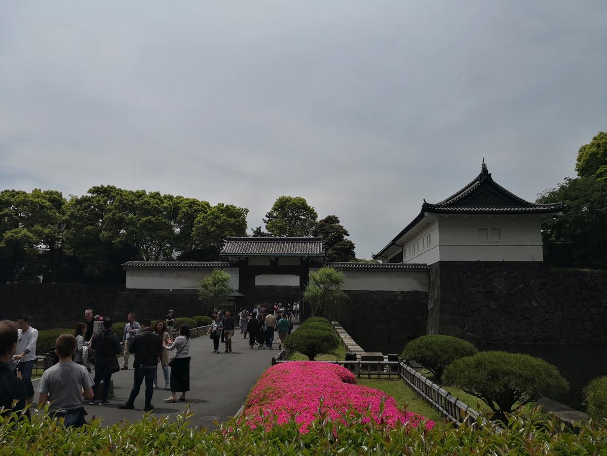 皇居 大手門(大手渡櫓門)