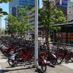ドコモ系バイクシェアが大阪進出、乗り捨てokな電動アシストつき自転車が30分162円・1日プラン1,500円