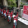 「HUBchari」がUR都市機構と連携し大阪市内17団地で貸出・返却対応、大阪バイクシェアも
