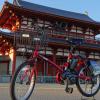 【奈良バイクシェア】春日大社・平城宮跡歴史公園・近鉄奈良駅を電動アシストつき自転車で周遊