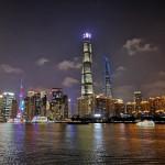 スマホ最強の夜景カメラ「P20 Pro」で上海の夜景撮影