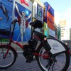 ドコモの電動アシスト自転車「大阪バイクシェア」、6月18日(月)の利用料金を免除