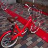 1分4円のシェアバイク「メルチャリ」が東京進出、8月22日(水)から国立市でスタート