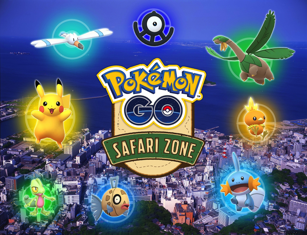Pokémon GO、横須賀でイベント開催