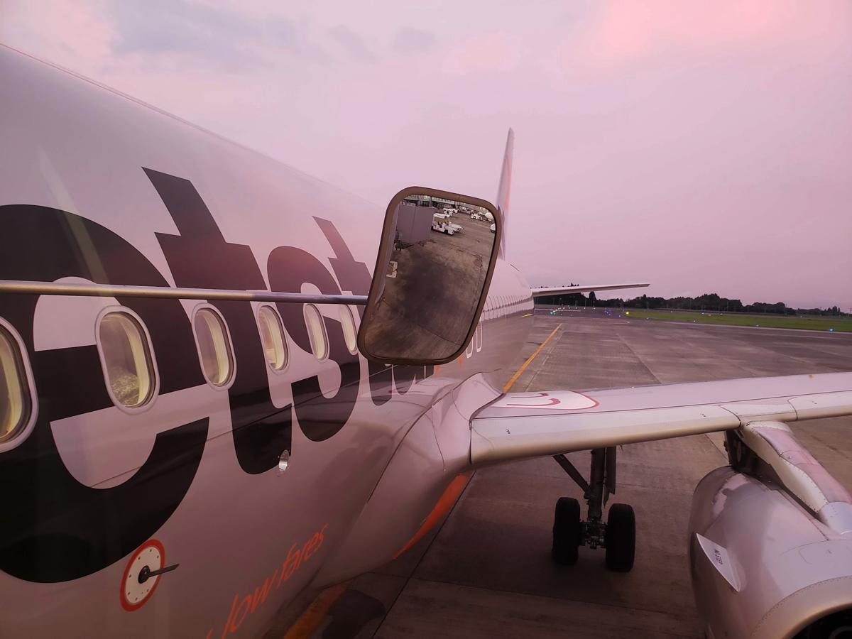 宮崎からLCCで成田へ、宮崎空港ではなく鹿児島空港経由で移動