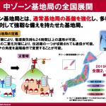 ドコモの災害対応、重要拠点は外部電源なしでも72時間対応、大ゾーン基地局は札幌・旭川・釧路に整備
