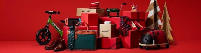 """Amazon Newsroom - """"この冬、欲しい、が見つかる""""「Amazon Holiday 2018」がスタート"""