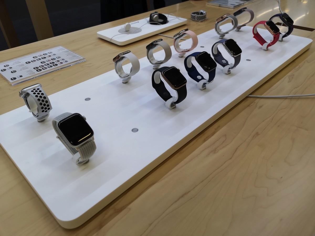 Apple製品も20%還元対象(一部対象外の商品あり)