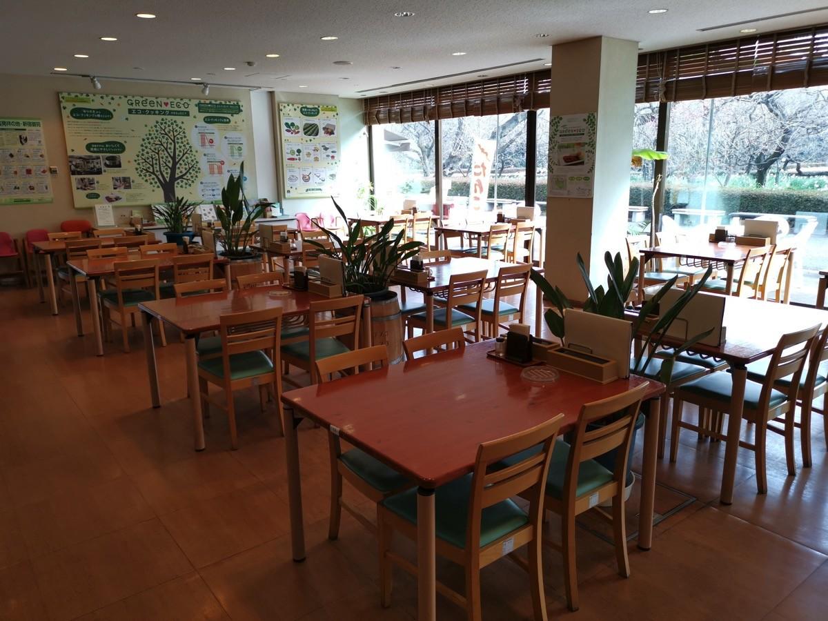 エコハウス レストランゆりのき