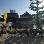 広島市のシェアバイク「ぴーすくる」が24時間化、終電後・始発前の移動も可能に