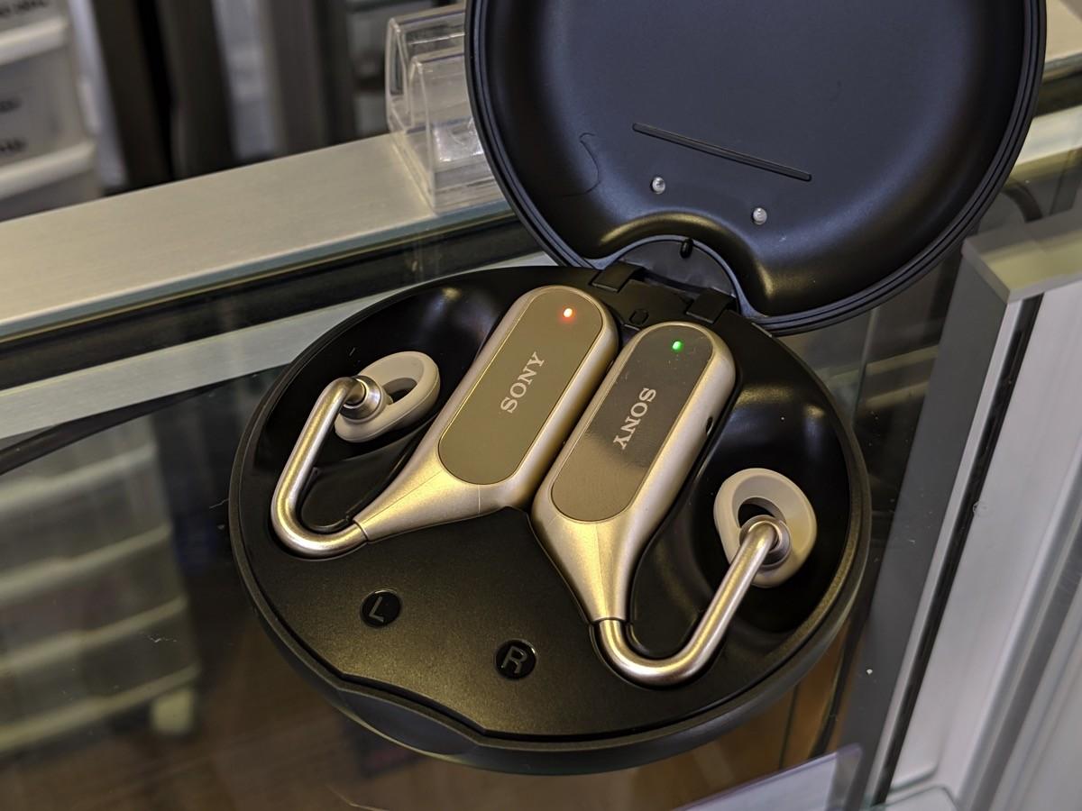 Xperia Ear Duoを「買い増し」