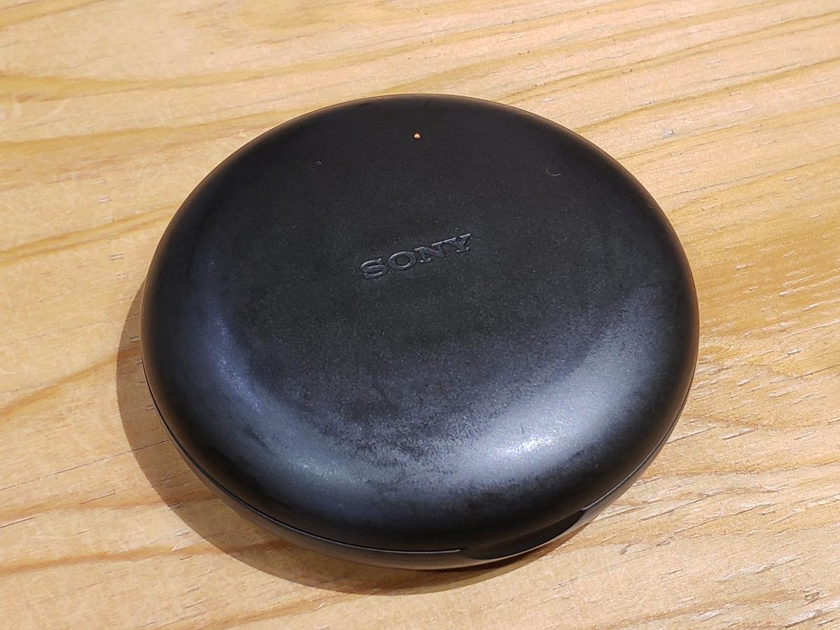 Xperia Ear Duo(LEDが片耳しか点かなくなった)