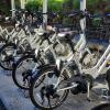 松山市の電動シェアサイクル「マチカバイク」を試す、事前の会員登録不要で乗れる