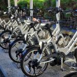 松山市で実証実験中のシェアサイクル「machica BIKE」が提供中止