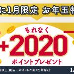 Amazonで「d払い」を1万円使うと2,020ポイント還元、ギガホ・ギガライトが対象