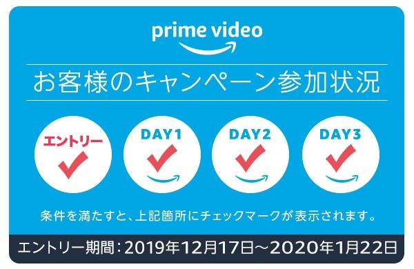 Prime Video見放題作品視聴でDVD・ブルーレイ購入に使えるクーポン