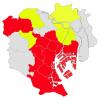 東京都23区のシェアサイクル提供状況まとめ、ドコモ系11区・SB系6区に
