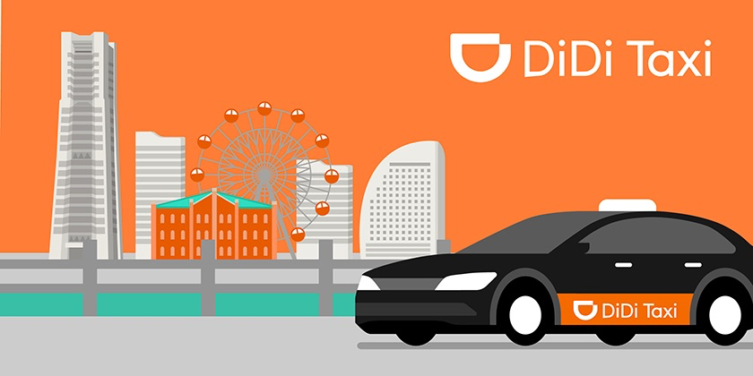 DiDi:神奈川エリアでタクシー配車可能に