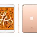 【ドコモ】iPad(第7世代)が3.3万円・iPad mini(第5世代)が4.5万円から。タブレットを端末購入割引で2.2万円割引。「6カ月ルール」は撤廃