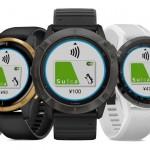 Garmin製ウェアラブルデバイスが「Suica」対応、2020年5月下旬以降に