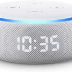 Echo Dot(第3世代)が2,980円、時計付きモデルが3,980円のタイムセール