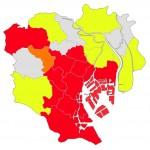 東京都23区の半数以上でドコモ・バイクシェアの電動シェアサイクルを提供