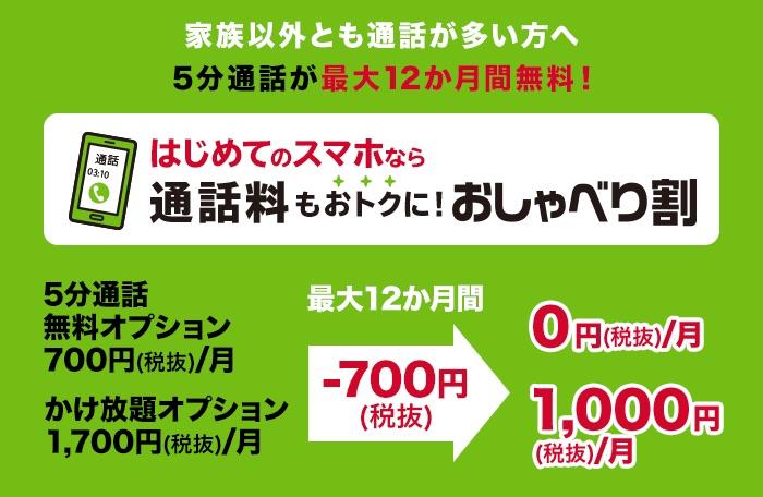 おしゃべり割 | キャンペーン・特典 | NTTドコモ