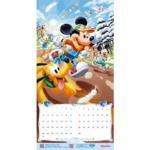 ドコモ、2021年版ディズニーカレンダーを11月12日(木)より無料配布
