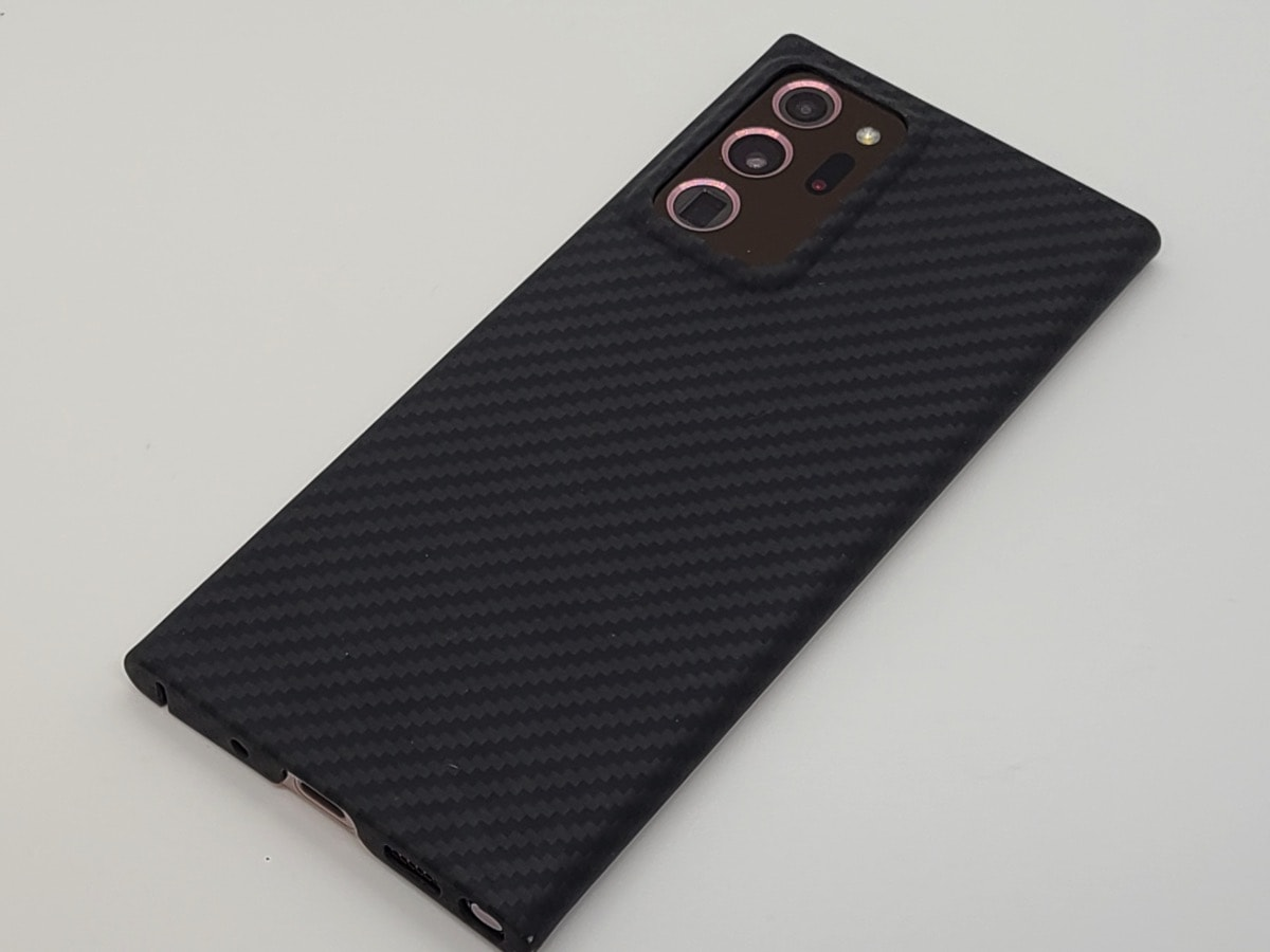 Ultra Slim & Light Case DURO for Galaxy Note20 Ultra 5G