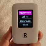 Rakuten WiFi PocketはnanoSIMでも利用可(自己責任)