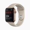 watchOS 7.3が配信開始、Apple Watchの心電図と不規則な心拍通知が国内対応