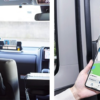 タクシー配車「GO」、後部座席のタブレットで「GOアプリ決済」対応、対応車両は17都道府県で5万台