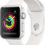 Amazon新生活セール、Apple Watch Series 3(GPS)が19,584円から-不規則な心拍の通知にも対応