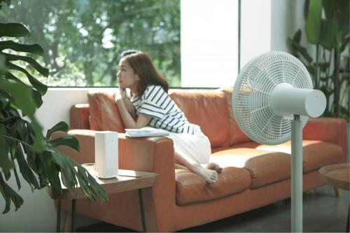 スマート扇風機3