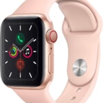 Apple Watch Series 5(GPS+Cellular)が44,800円から、Amazonタイムセール祭り