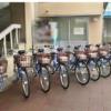 ドコモ・バイクシェア、非電動アシスト車にプラットフォーム提供、JR西明石駅で実証実験