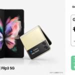 Galaxy Z Flip3/Fold3購入者向け特典、予約・購入は10月18日まで。応募期間は11月30日まで延長